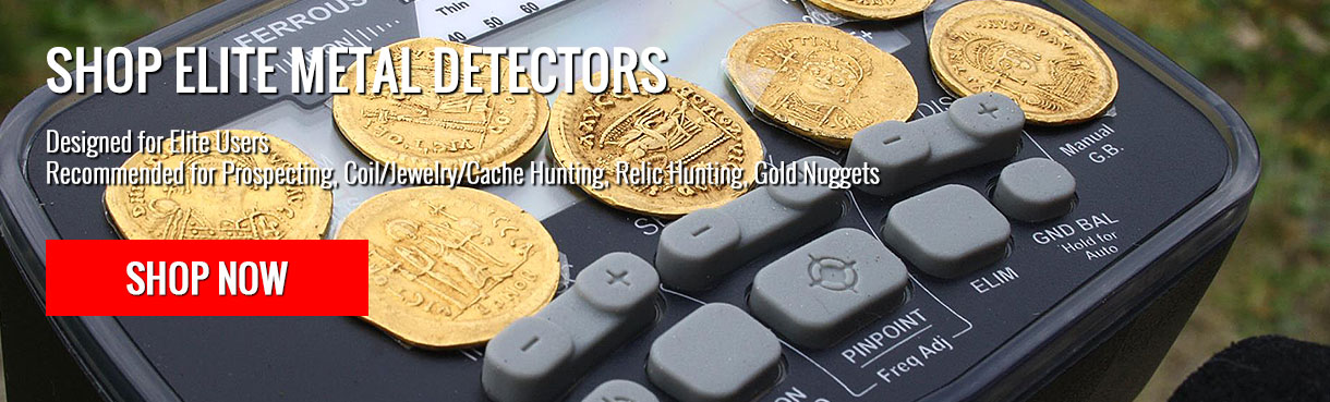 Detectors Down Under - Australia's Metal Detection Specialists
