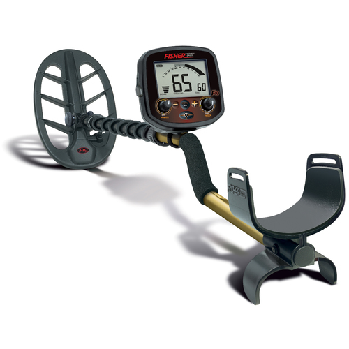 "Fisher F19 Metal Detector - 11"" DD Coil"
