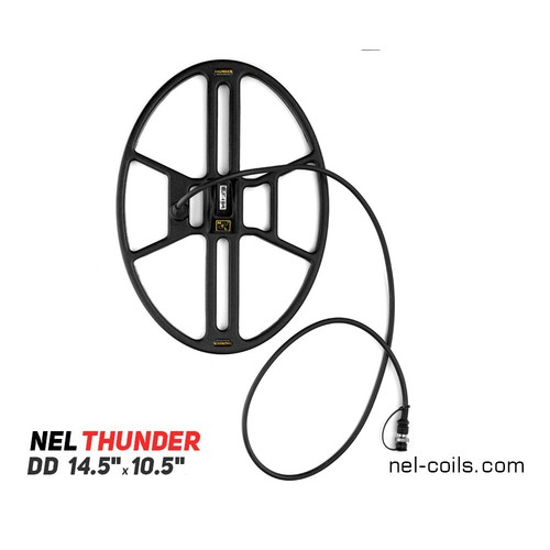 NEL Thunder Coil for Fisher F5, Gold Bug & F11/22/44
