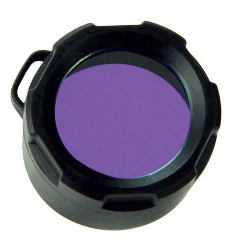 PowerTac Blue Filter Cover (Warrior, Hero, Reloaded)
