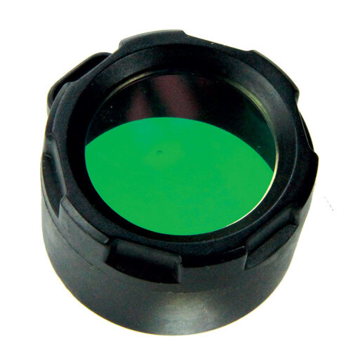 PowerTac Green Filter Cover (Warrior, Hero, Reloaded)