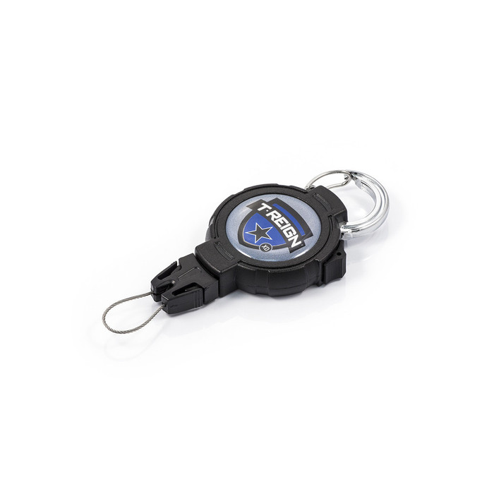T-Reign Retractable Gear Tether Carabiner XD